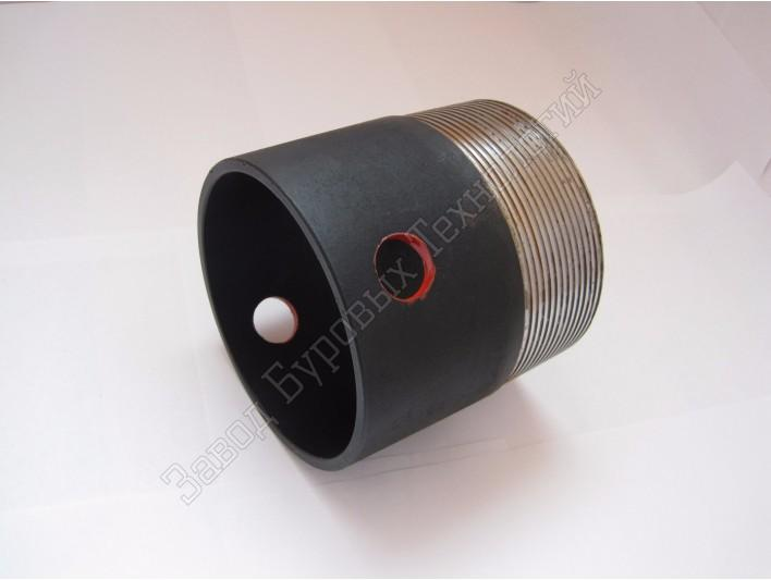 Adapter for casing pipe PBU 127 thread 122x4 (stright line) 3175.00.001-01