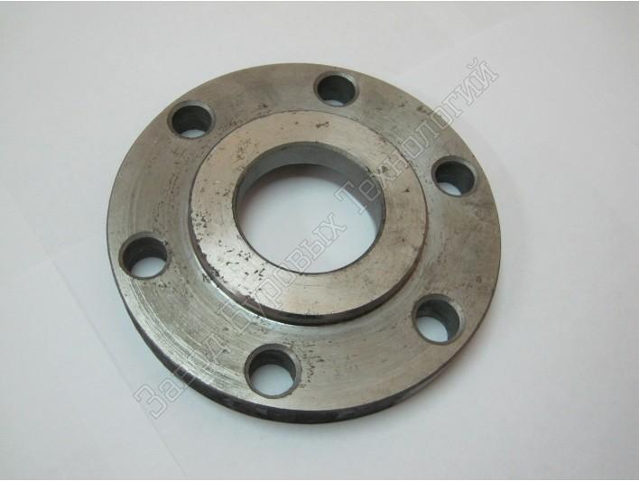 Flange of spindle rotator