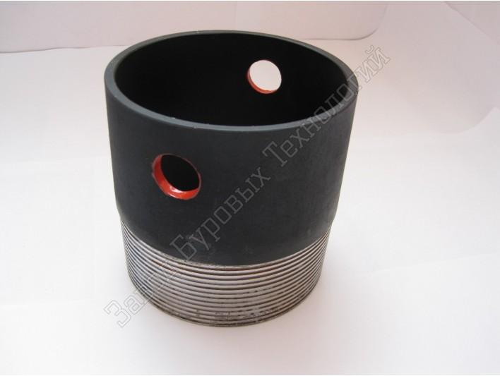Adapter for casing pipe PBU 168 thread 160x4 (left)