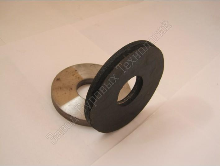 Rubber washer 90
